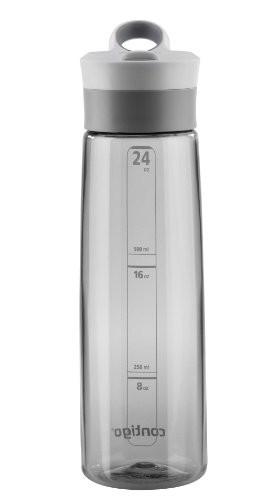 Contigo 24 oz Grace Water Bottle, Charcoal