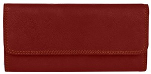 Travelon Safe Id Color Block Clutch Wallet