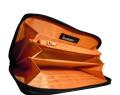 Igogeer.com - women travel clutch wallet W05 with Rfid blocking - internal side