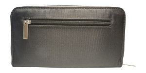 Igogeer.com - women travel clutch wallet W05 with Rfid blocking - Back