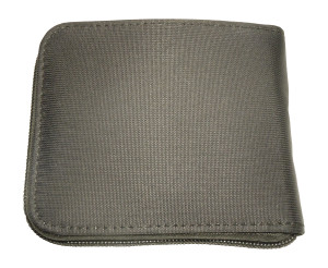 Igogeer.com - men pocket wallet M05 with Rfid blocking - back