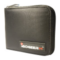 Igogeer.com - men pocket wallet M05 with Rfid blocking - front up