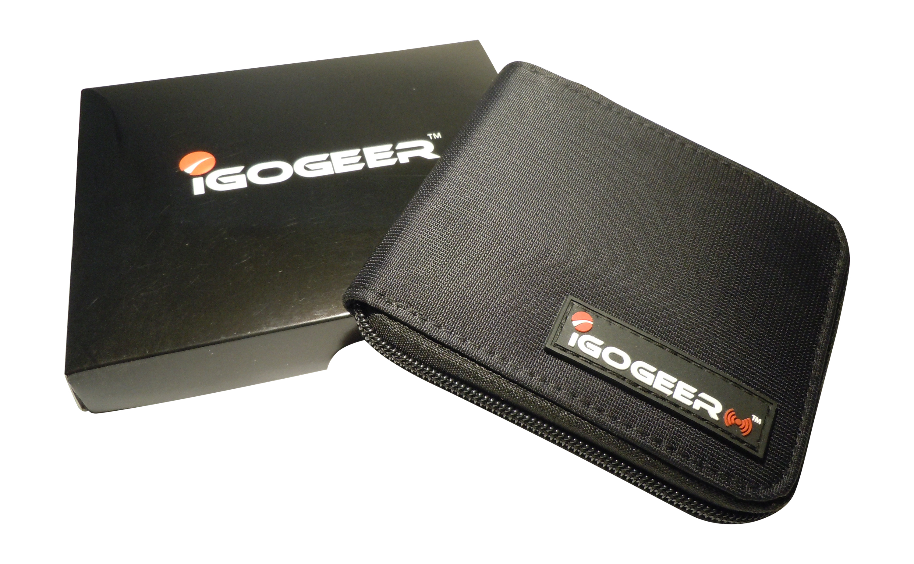 93f308f102eb Igogeer.com - men pocket wallet M05 with Rfid blocking - front & gift box