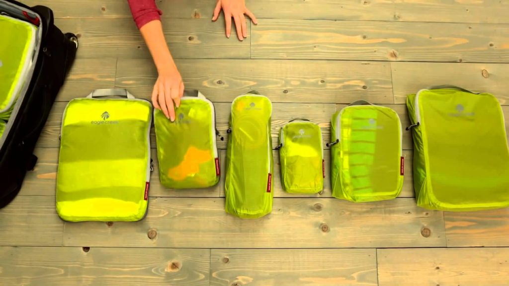 IGOGEER - Eagle Creek Packing Cubes