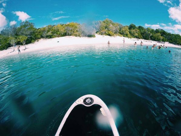IGOGEER - Fraser Island, Qld, Australia