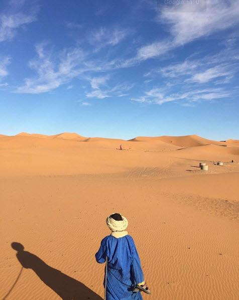 IGOGEER - Sahara Desert, Morocco
