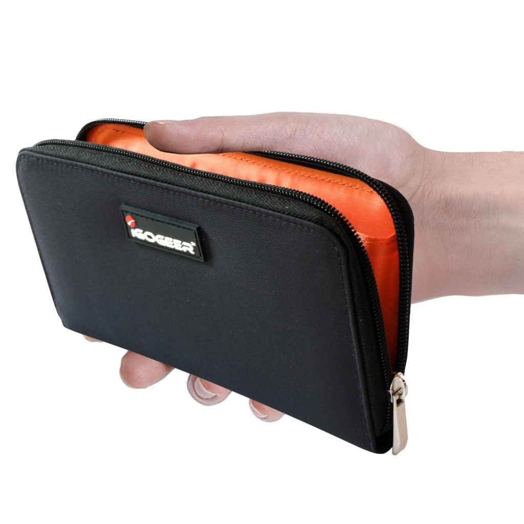 IGOGEER Womens Wallet with RFID