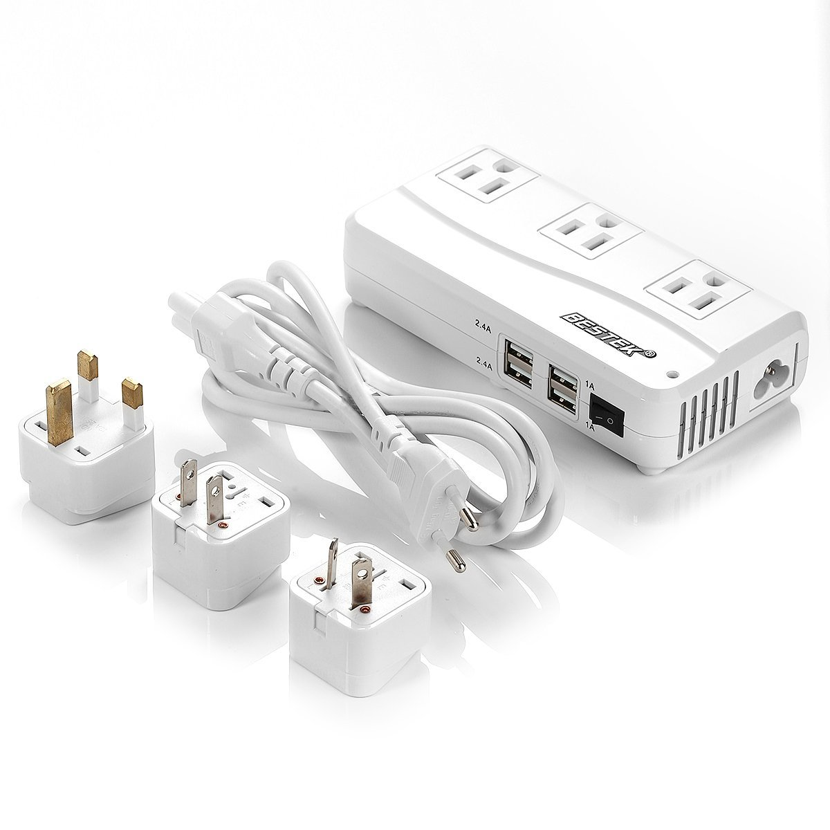 IGOGEER - Travel Power Adapter