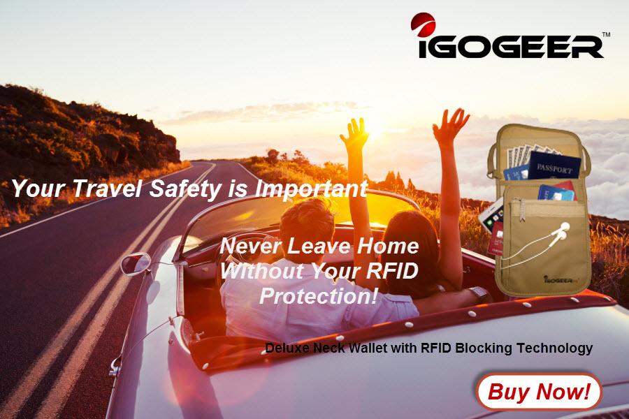 Igogeer.com - neck wallet 900x600 - Amz ad